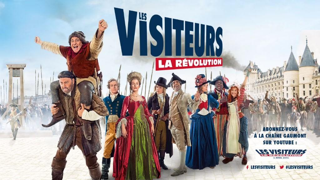 უცხოპლანეტელები 3: რევოლუცია / Les Visiteurs: La Révolution