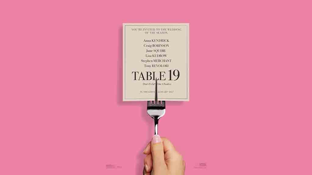მაგიდა №19