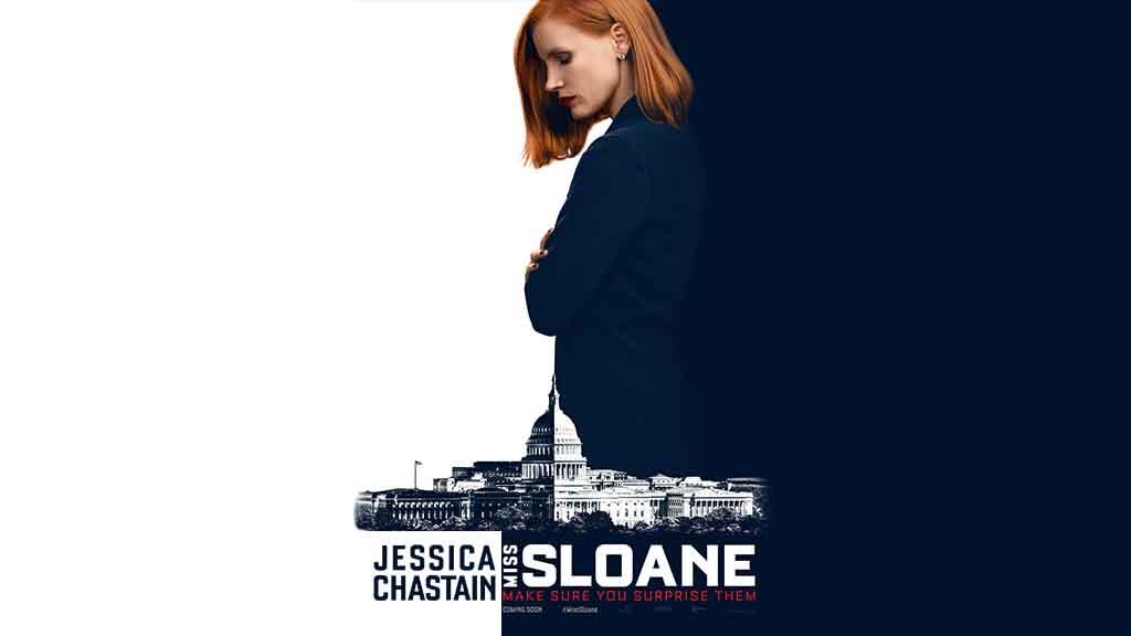 მის სლოანი Miss Sloane