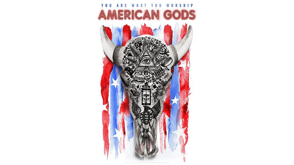 ამერიკელი ღმერთები
