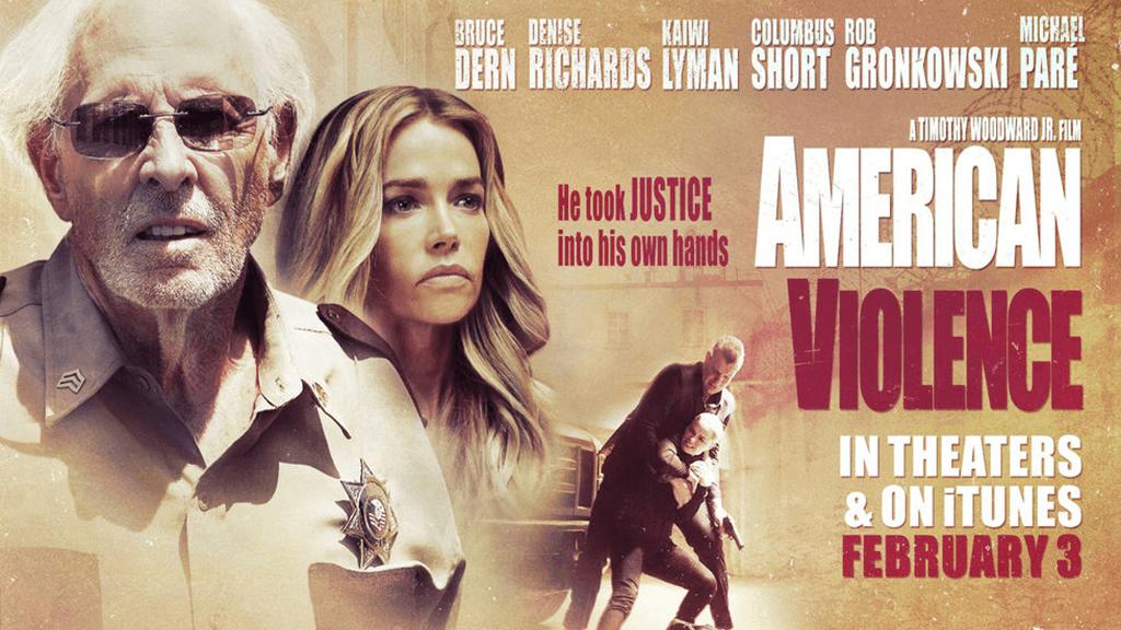 ამერიკული ძალადობა