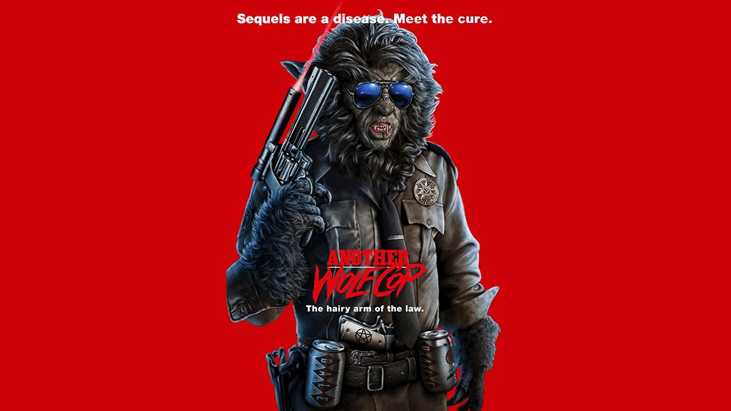 კიდევ ერთი მგელი-პოლიციელი