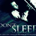 არ დაიძინო