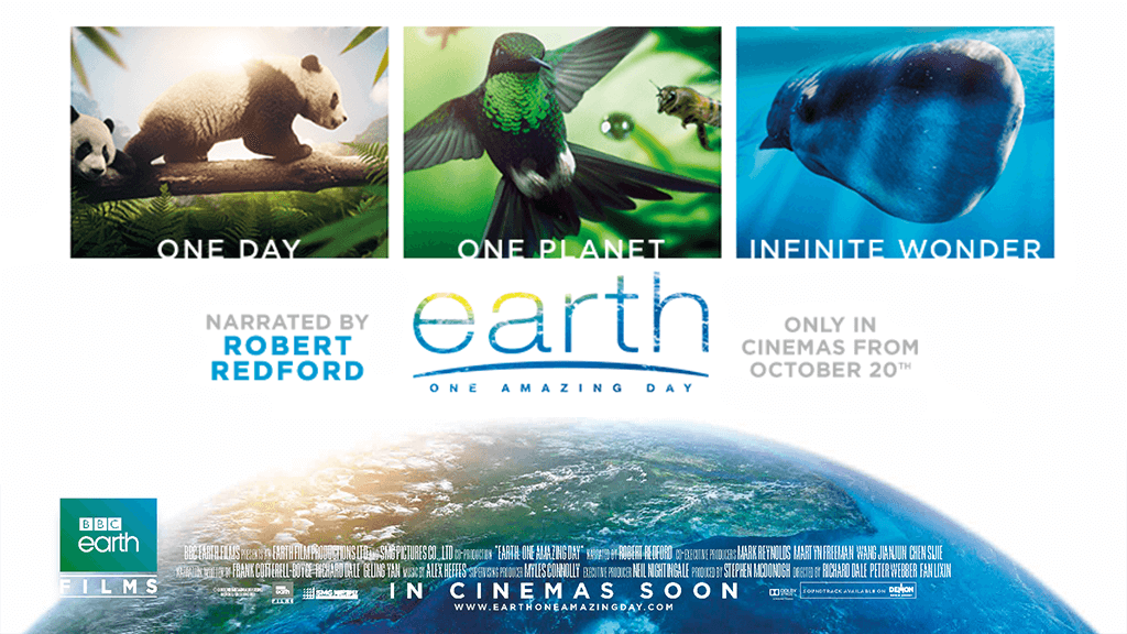 დედამიწა: ერთი საოცარი დღე
