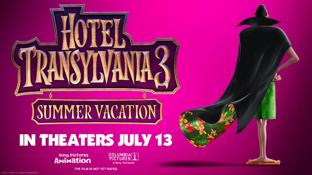 სასტუმრო ტრანსილვანია 3: ზაფხულის არდადეგები
