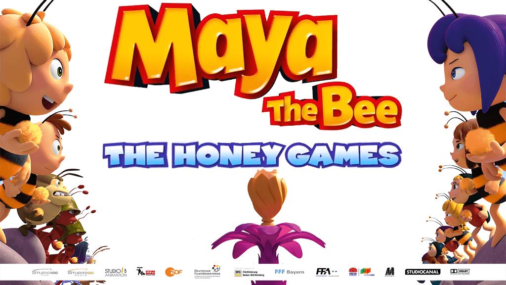 ფუტკარი მაია 2: თაფლიანი თამაშები