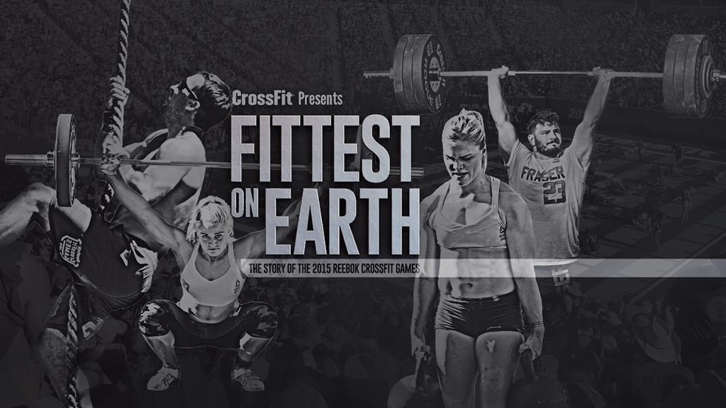 დედამიწაზე ყველაზე მომზადებულები: Reebok CrossFit 2015 თამაშების ისტორია