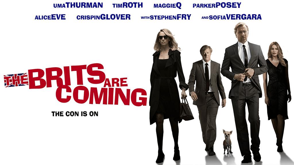 ბრიტანელები მოდიან!