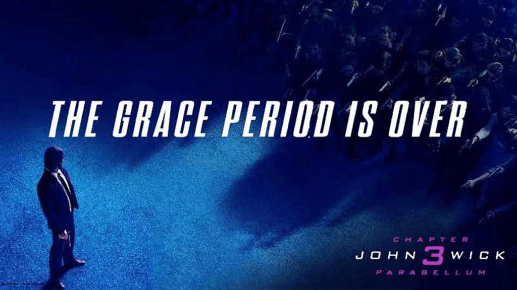 ჯონ უიკი 3: ემზადე ომისთვის