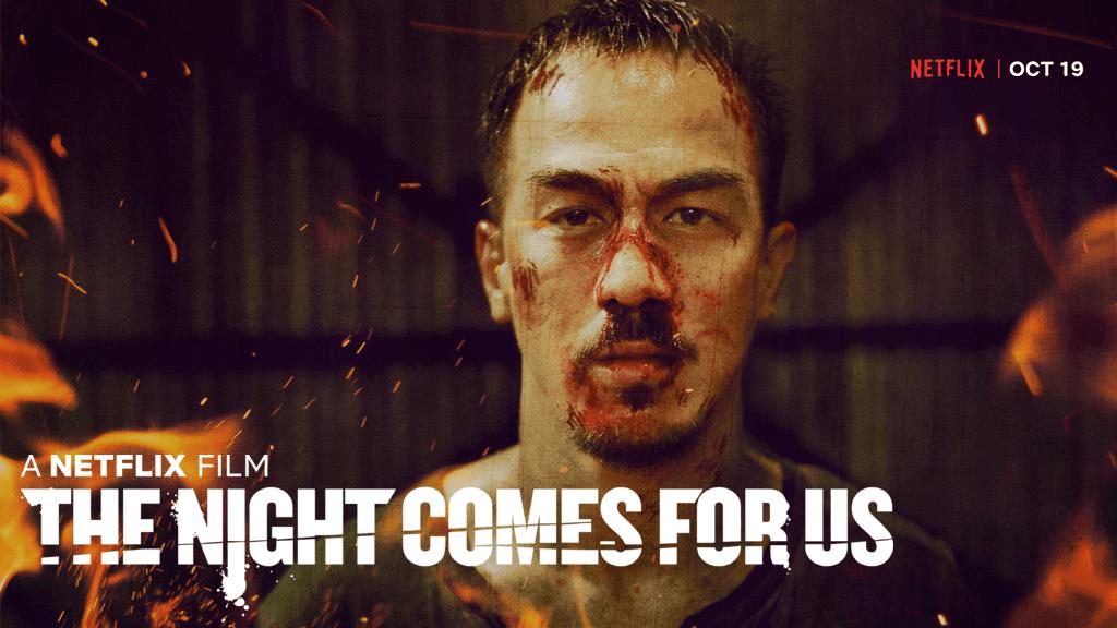 ღამე ჩვენკენ მოდის