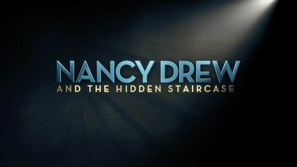 ნენსი დრიუ და საიდუმლო კიბე
