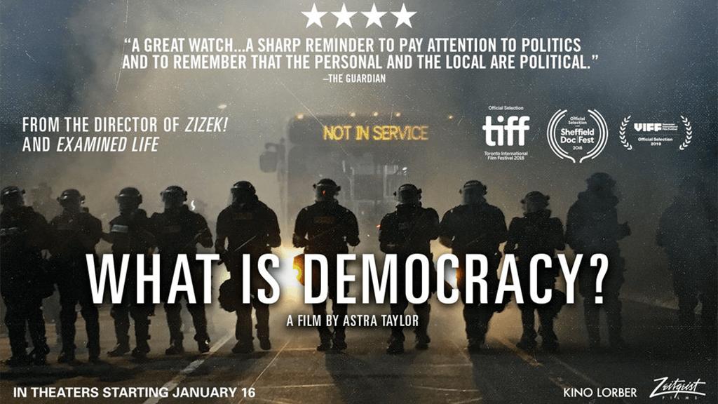 რა არის დემოკრატია?