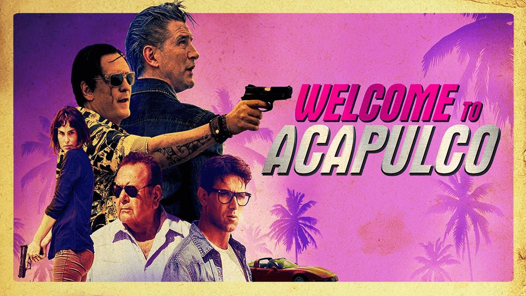 კეთილი იყოს თქვენი მობრძანება აკაპულკოში