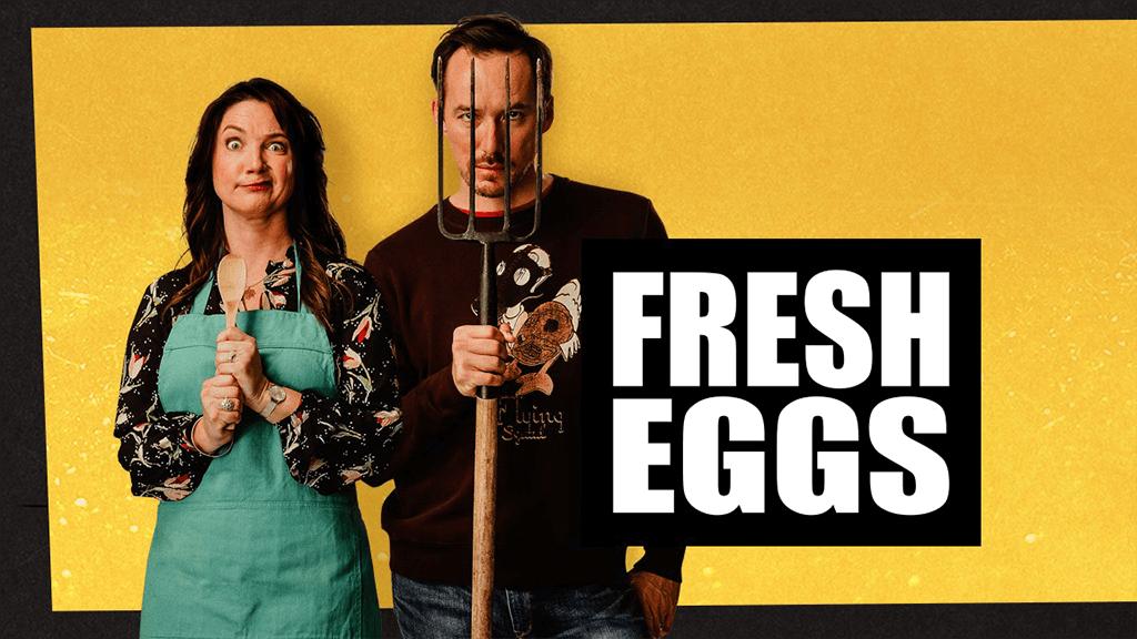 ახალი კვერცხები