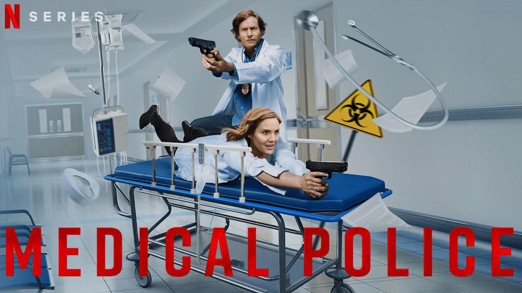 სამედიცინო პოლიცია