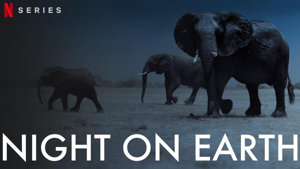ღამე დედამიწაზე