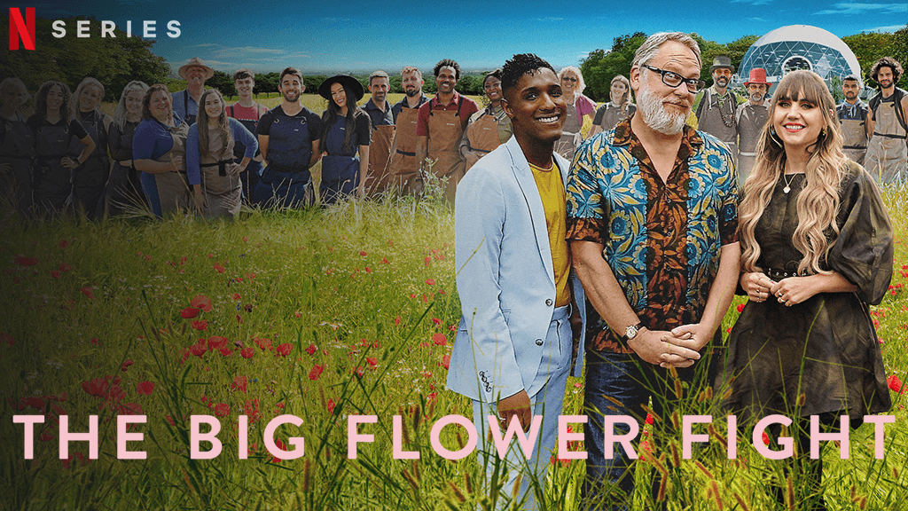 დიდი ყვავილების ბრძოლა
