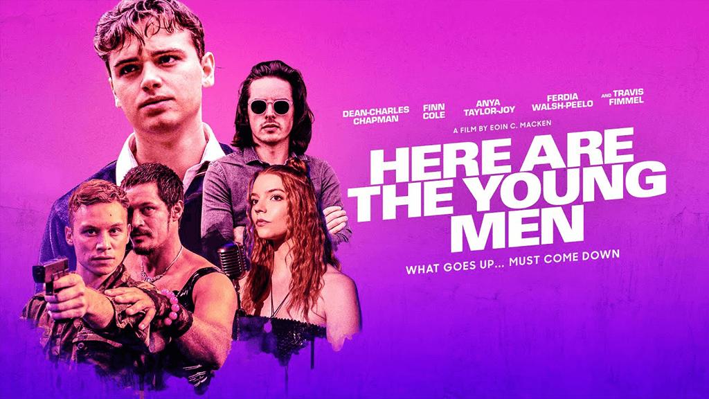აქ არიან ახალგაზრდები