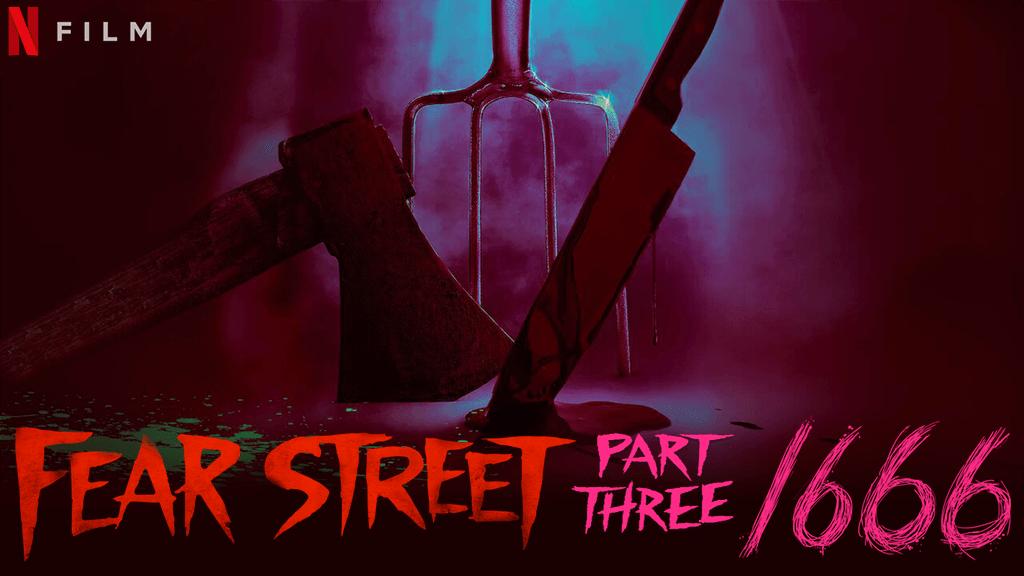 შიშის ქუჩა. ნაწილი 3: 1666