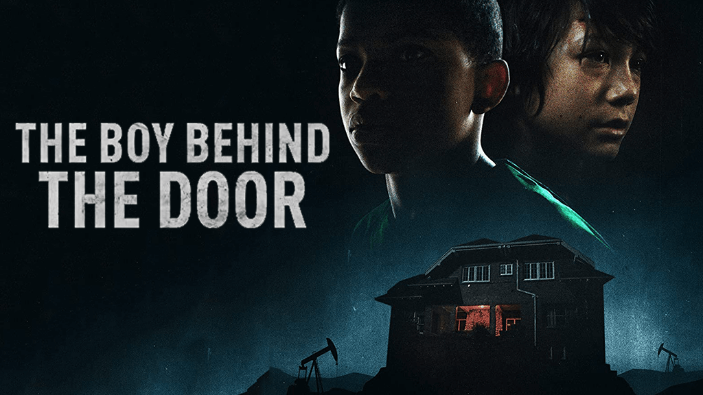 ბიჭი კარის უკან