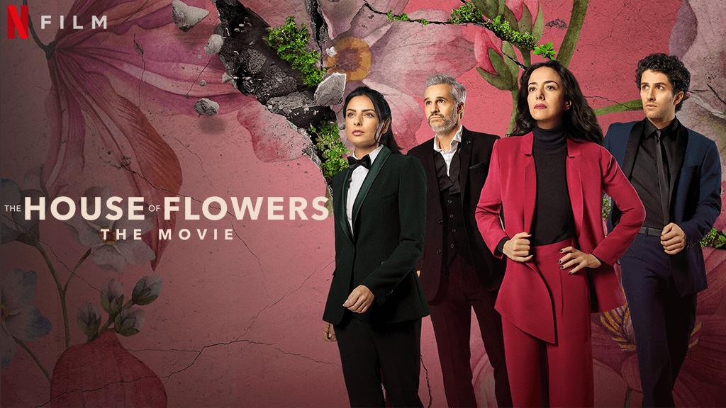 ყვავილების სახლი: ფილმი